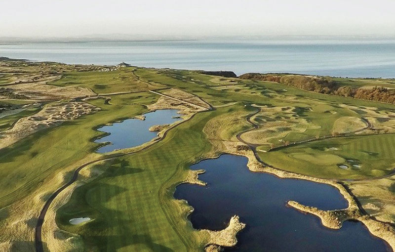 Torrance Course at Fairmaont St. Andrews